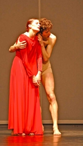 O and E pina bausch