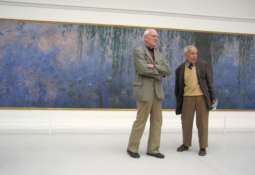 Orangerie, the critics, 2006