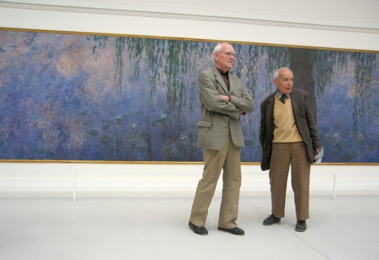 Orangerie, the critics, 2006