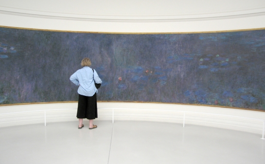 Orangerie, up close, 2006