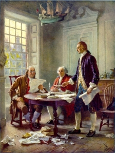 Writing_the_Declaration_of_Independence_1776_