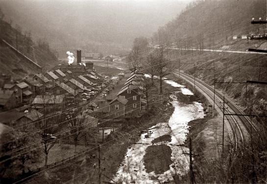 coal town wv
