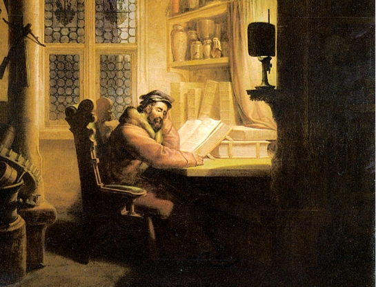 Faust reading