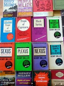 henry miller books
