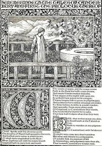 prolog canterbury tales
