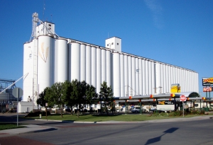 dodge city grain elevator