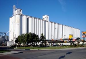 dodge city grain elevator