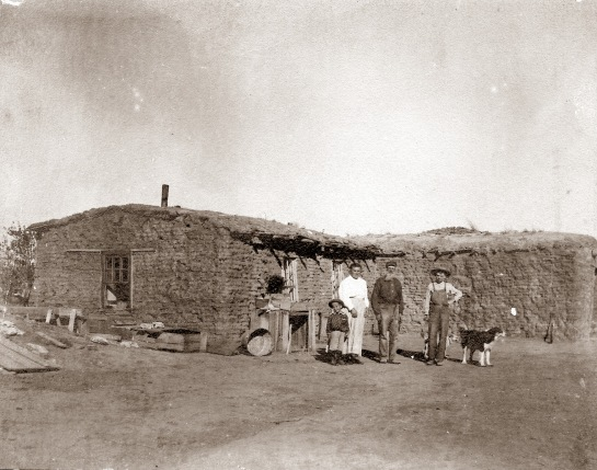kansas sod house