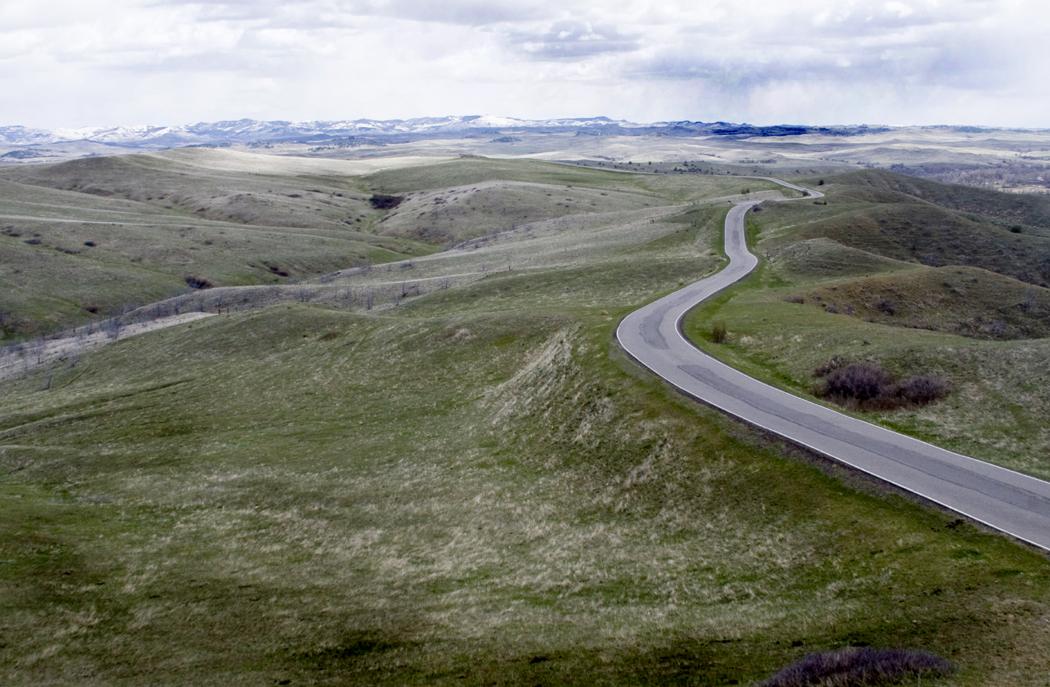 little bighorn distant rain