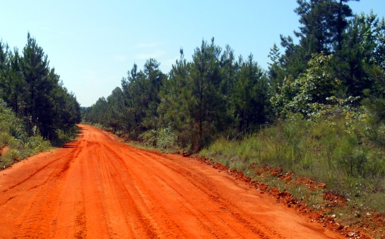 oxford red clay road
