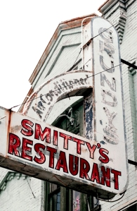 smitty's sign