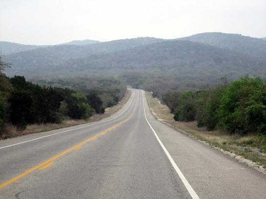 US 83 Uvalde Co. Texas