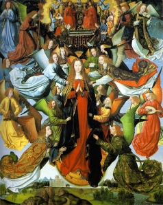 Mary Queen of Heaven National Gallery