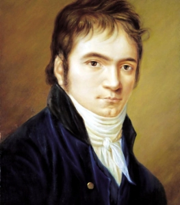 beethoven young man