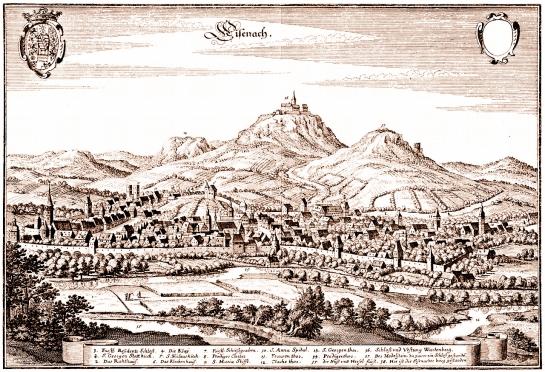 eisenach 1647