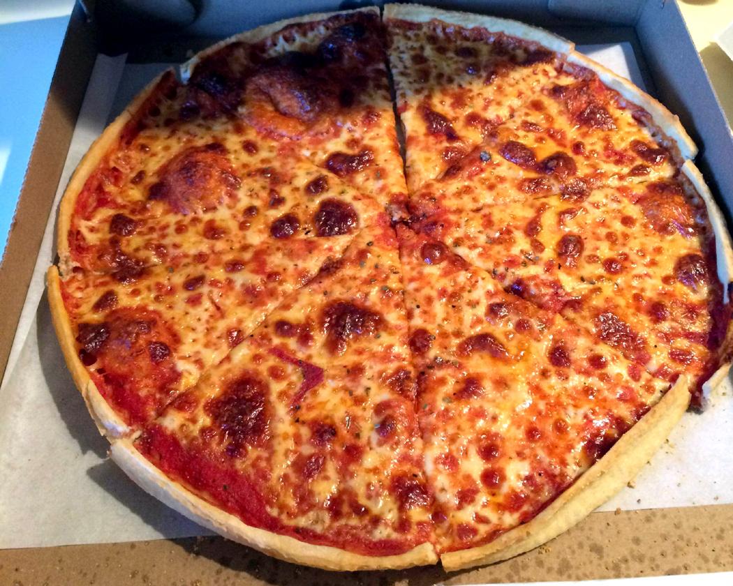 December 2014 richard nilsen for Pizza pizzeria