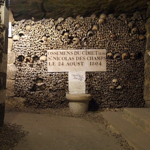 catacomb corner