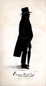 ezra ripley silhouette