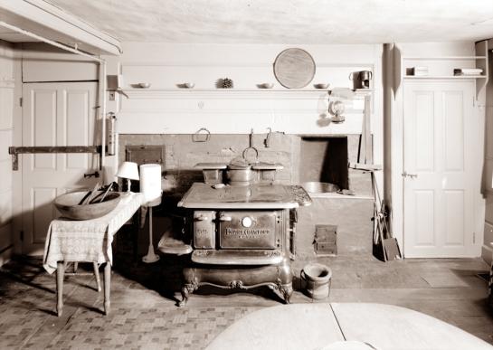 old manse kitchen