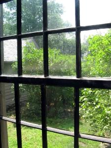 old manse window