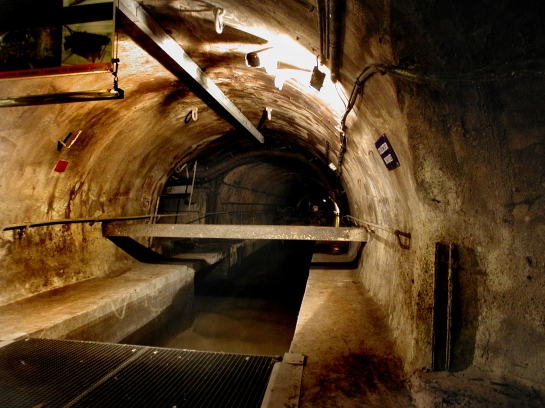 paris sewer 5
