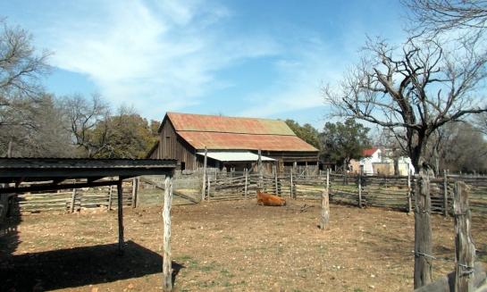lbj ranch farmstead1