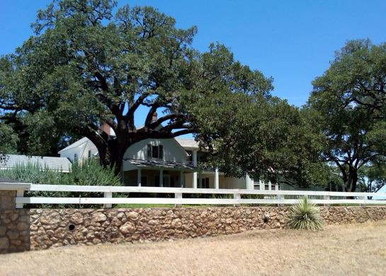 lbj ranch house 2
