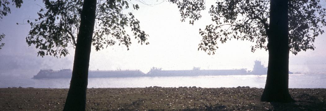 Mississippi barge
