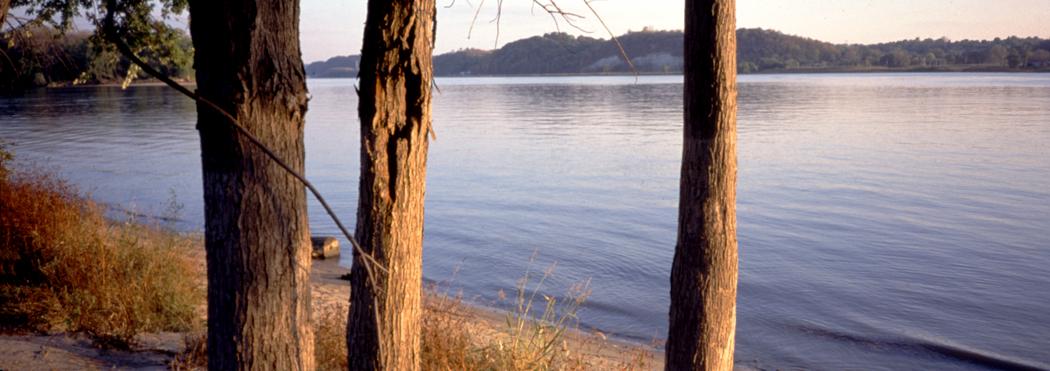 Mississippi River Hannibal Missouri