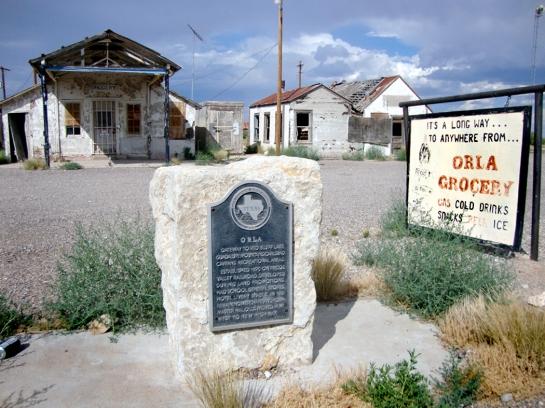 Orla Texas