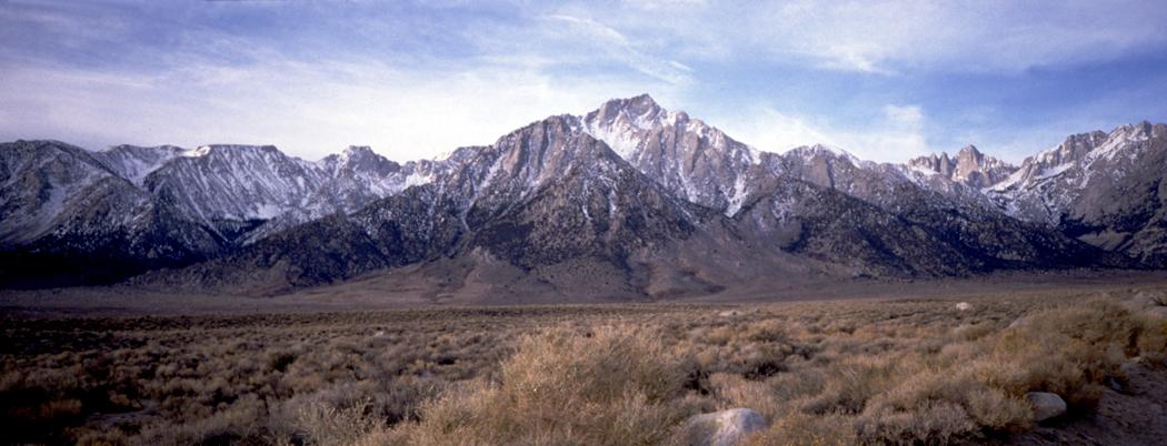 Sierra Nevada Mts California