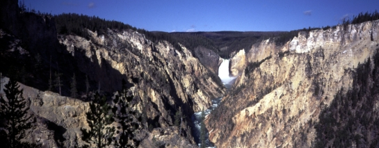 Yellowstone Nat Park Wyoming