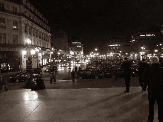 paris night 14x
