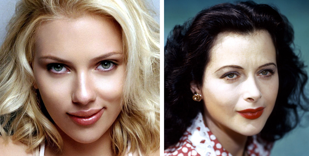 scarlett and hedy