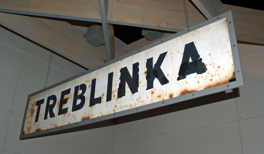 treblinka sign