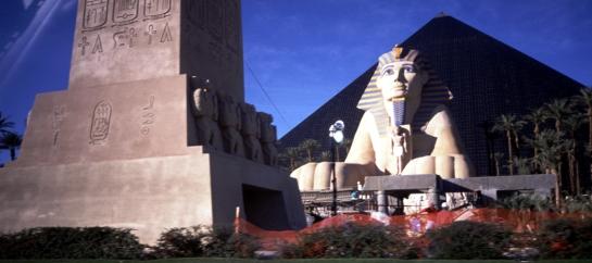 vegas pyramid