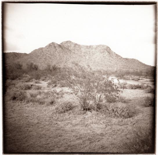 05 Butte Organ Pipe Cactus NP Ariz