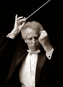 benjamin zander conducting vertical