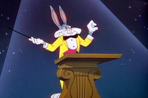 bugs bunny conducting