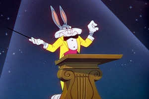 bugs bunny conducting