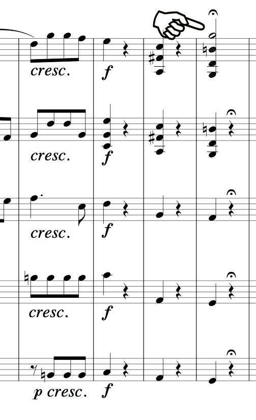 violin fermata 2