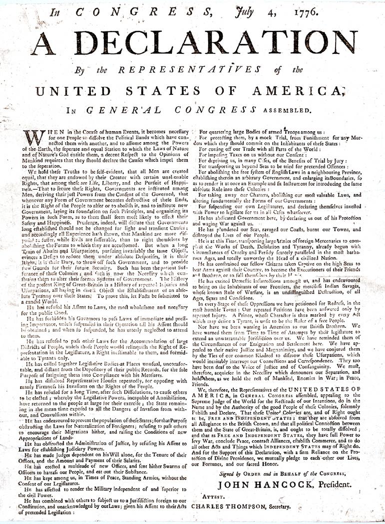 declaration 3