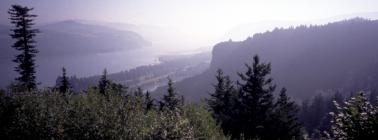 Columbia River Gorge Oregon-Washington