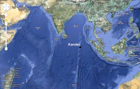 indian ocean map 3