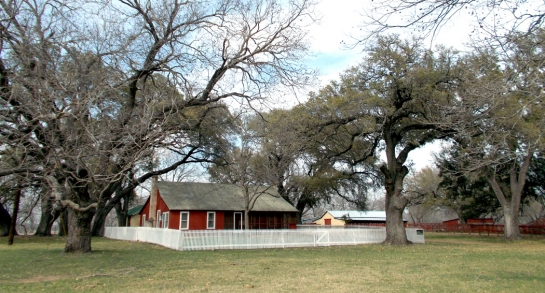 lbj ranch grandparentshouse