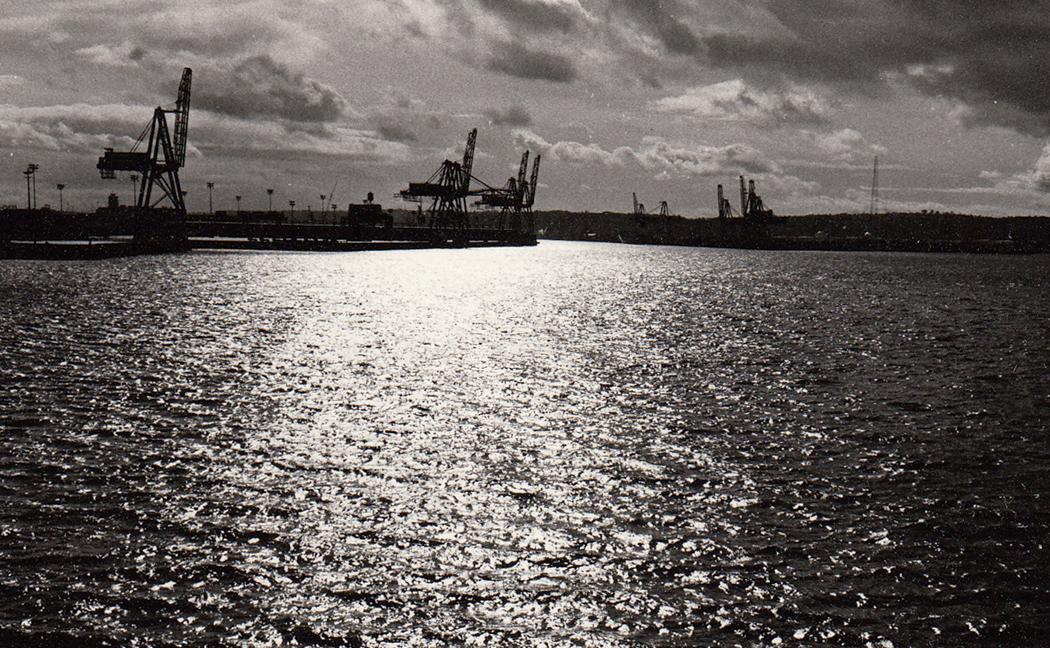 Seattle docks