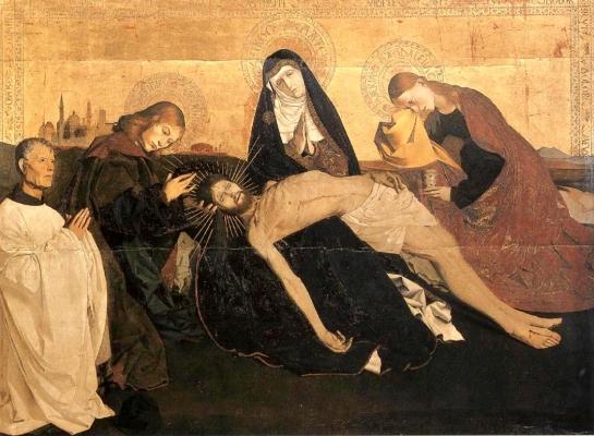 Avignon Pieta