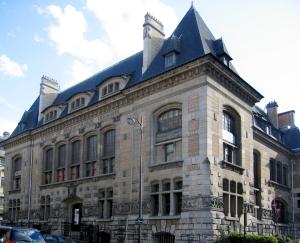 Institut de paleontologie humaine Paris