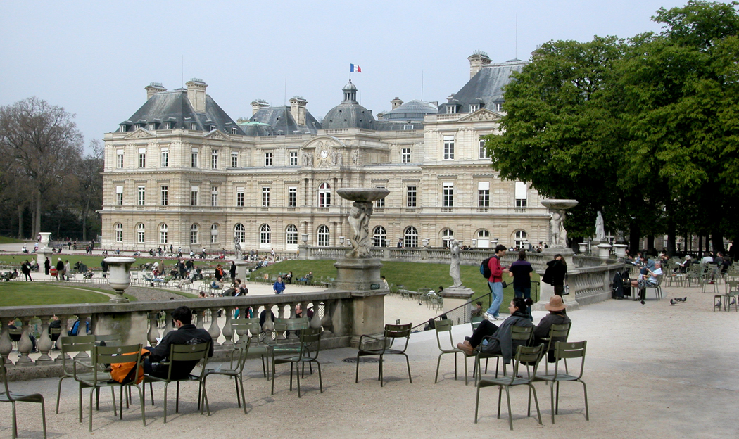 jardin de luxembourg horiz