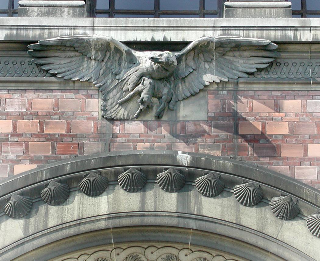 jardin natural history eagle